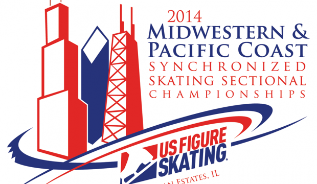 Midwestern and Pacific Coast Synchronized Skating Sectional Championships - Thursday at INTRUST Bank Arena