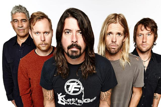 Foo Fighters [CANCELLED] at INTRUST Bank Arena