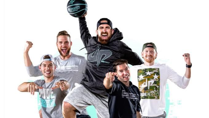 Dude Perfect at INTRUST Bank Arena