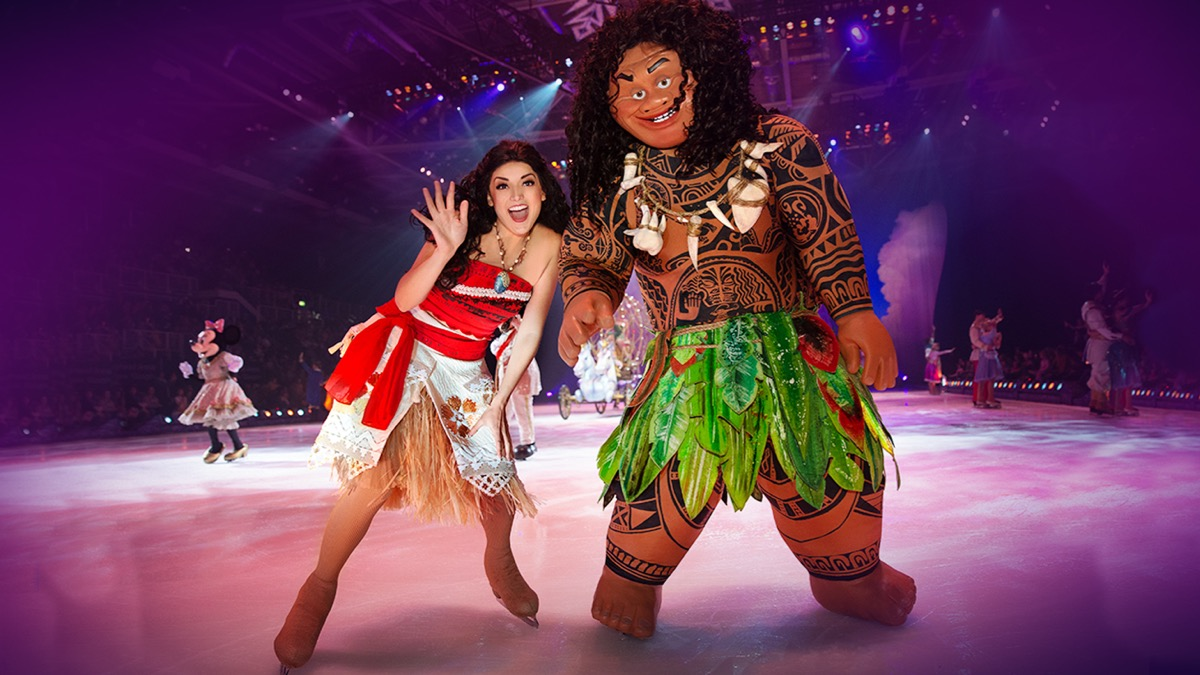 Disney On Ice: Mickey's Search Party at INTRUST Bank Arena