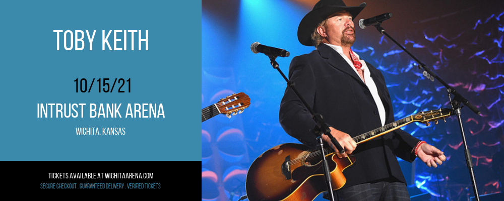 Toby Keith at INTRUST Bank Arena