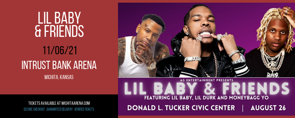 Lil Baby & Friends at INTRUST Bank Arena